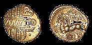 Cunobelin 'Biga' type Stater